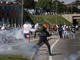 Venezuela es sacudida por manifestaciones contra el Gobierno.