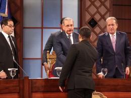 El presidente Medina encabezó jornadas del Consejo de la Magistratura.