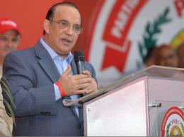 Federico Antún Batlle, presidente del PRSC.