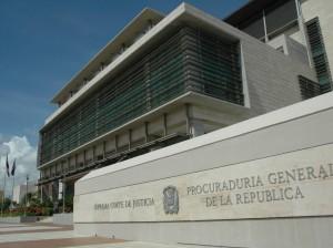 Edificio de la Procuraduría General.