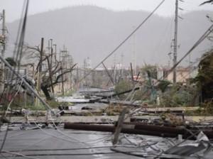 El mayor daño fue provocado por el huracán María en el servicio eléctrico.
