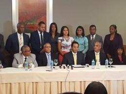 Abogados del PLD proponen miembros comisión.
