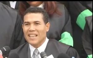 Robinson Reyes fue vocero de defensores púbilcos.