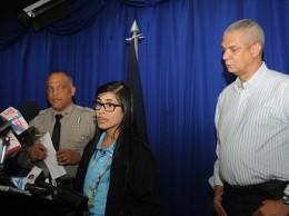 Olga Diná Llaverías ofrece detalles de la muerte de Yuniol Ramírez.