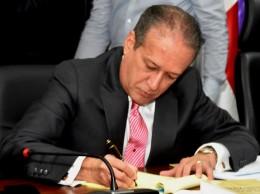 Reinaldo Pared Pérez, dirigente del PLD.