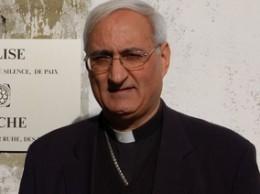 Ghaleb Moussa Abadallah Bader, nuncio apostólico.