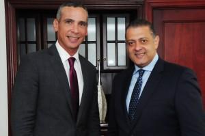 Alejandro Arias Zarzuela y Luis Ernesto Camilo.