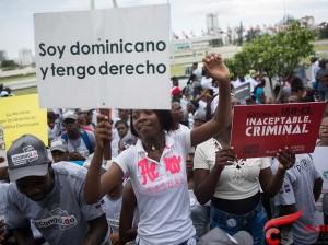 Descendiente de haitianos reclaman la nacionalidad dominicana.