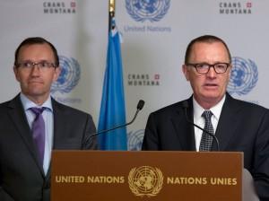 El secretario general adjunto de la ONU para Asuntos Políticos, Jeffrey Feltman.