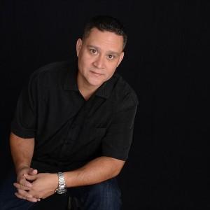 Iván Montero, cantante.