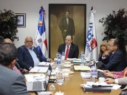 Miembros del Consejo Directivo del Indotel.
