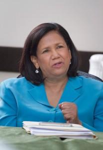 Miriam Cabral.