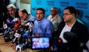 Representación de la oposición de Venezuela