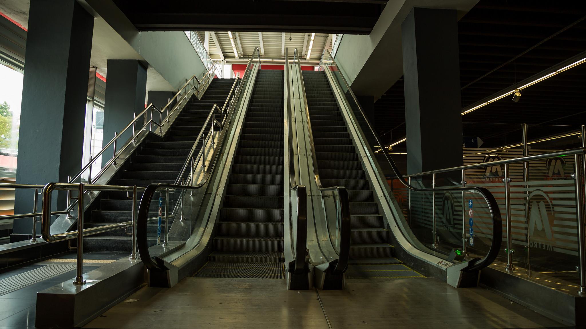 OPRET resolverá ascensores y escaleras Metro de Santo Domingo en dos ...