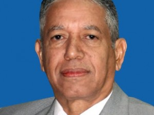 Héctor Guzmán, dirigente del PRD.
