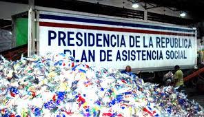 Los empleados y varios comerciantes son acusados de sustracción de mercancías de Plan Social de la Presidencia.