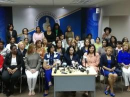 Mujeres que aspiran a cargos en PRM.