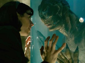 """The Shape of Water red band"", una de las películas nominadas para los Premios Oscar."