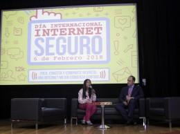 José del Castillo Saviñón entrevistado sobre internet sano.