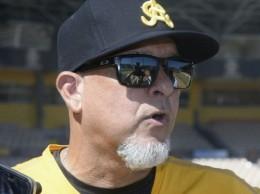 Lino Rivera, mánager de las Águilas Cibaeñas.