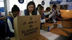 Más de 3 millones de costarricenses convocados a las urnas.