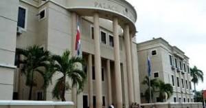 Palacio de Justicia de La Vega.