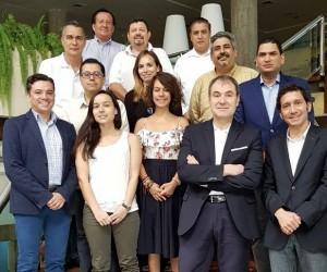 Representantes de países miembros de IIBE.TV