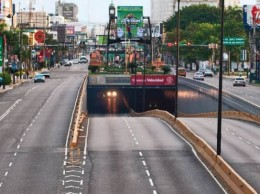 Uno de los túneles que serán acondicionados.