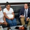 Ministro de Educación expresa solidaridad a familiares de maestra Rosalba Ureña Arias